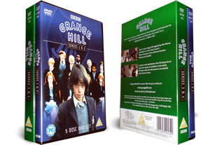 Grange Hill complete collection