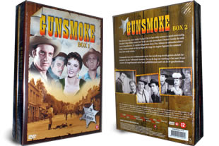 Gunsmoke dvd collection