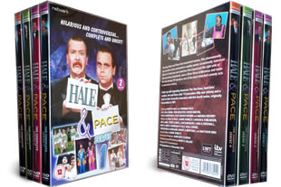Hale & Pace complete collection