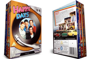 Happy Days dvd collection