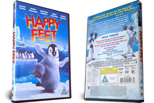 Happy Feet DVD