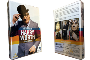 The Complete Harry Worth Collection DVD Set