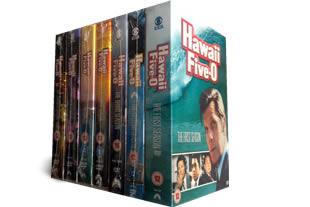 Hawaii Five O DVD