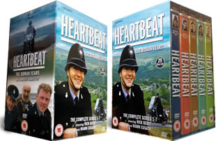 Heartbeat Series 1-7 dvd collection