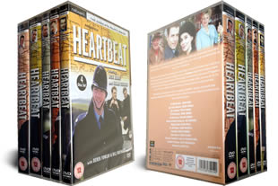 Heartbeat series four to eight DVD
