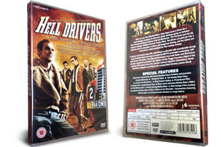 Hell Drivers dvd collection