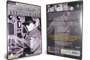 The Invisible Man dvd collection