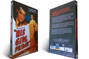 Cary Grant His Girl Friday DVD