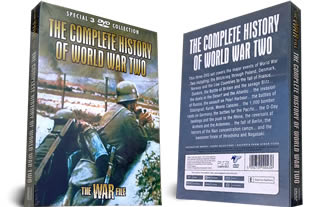 Complete History of World War 2 DVD