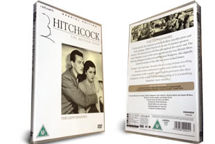Hitchcock The Lady Vanishes dvd