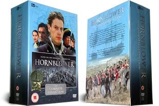 Hornblower Complete DVD