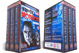 Horror DVD Boxset
