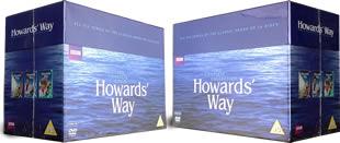 Howards Way DVD