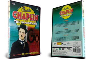 Charlie Chaplin The Immigrant DVD