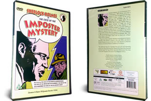 Sherlock Holmes and the Case of the Imposter Mystery