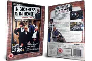 In Sickness and In Health Series 2 dvd