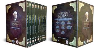 Inspector Morse DVD Complete Boxset