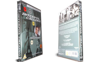 Interpol Calling dvd collection