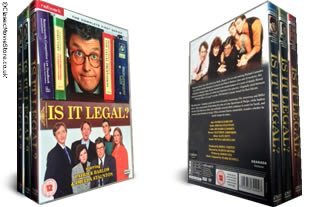 Is It Legal? dvd collection