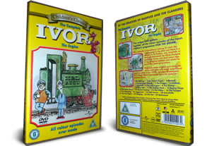 Ivor The Engine dvd.