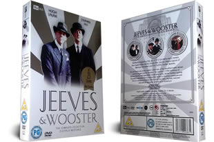 Jeeves and Wooster dvd