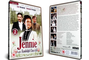 Jennie Lady Rudolph Churchill dvd collection