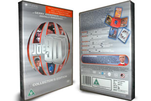 Joe 90  dvd collection