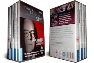 John Le Carre dvd collection