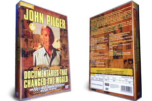 John Pilger Documentaries That Changed The World dvd collection