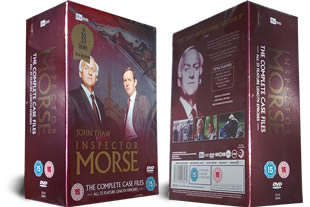 New Style Inspector Morse DVD Complete Boxset