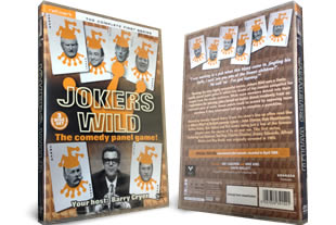 Jokers Wild dvd collection