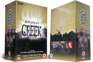 Jonathan Creek DVD