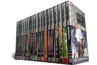 Jon Pertwee Doctor Who DVD Set