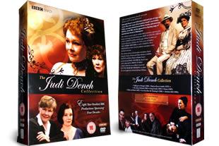 Judy Dench DVD