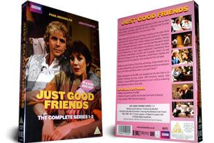 Just Good Friends DVD