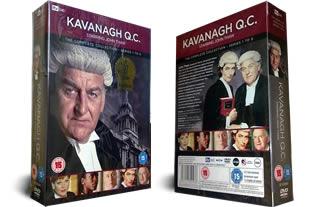 Kavanagh Q.C DVD box set