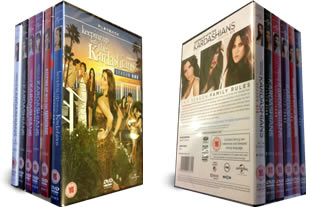 Keeping Up With The Kardashians dvd collection