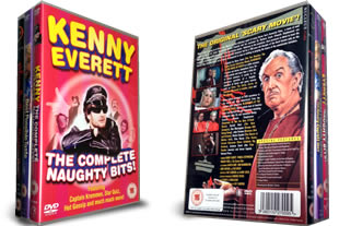 Kenny Everett dvd collection