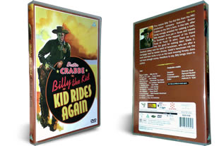 Billy the Kid Rides Again dvd