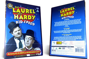 Laurel and Hardy Kid Speed dvd