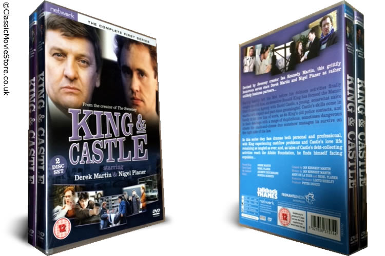 King & Castle dvd collection