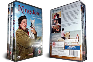 Kingdom with Stephen Fry dvd collection