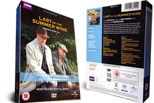 Last of the Summer Wine Series 23 and 24 DVD
