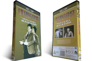 Laurel And Hardy Laughing Gravy DVD