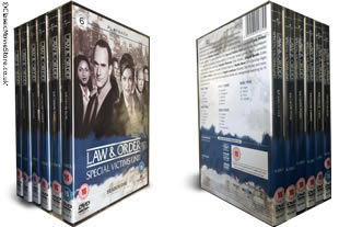 Law & Order Special Victims Unit DVD Set