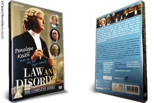Law and Disorder dvd collection