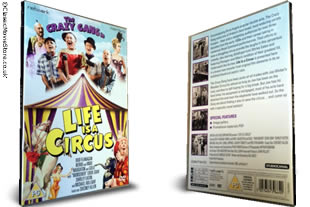 Life is a Circus dvd