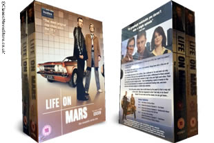 Life on Mars Ashes to Ashes DVD Set