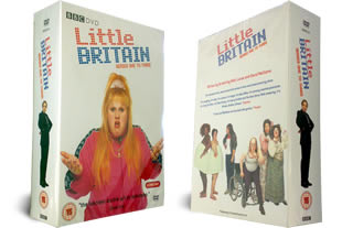 Little Britain DVD Set