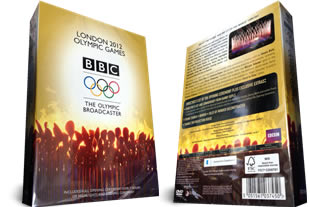 London 2012 Olympic Games dvd collection